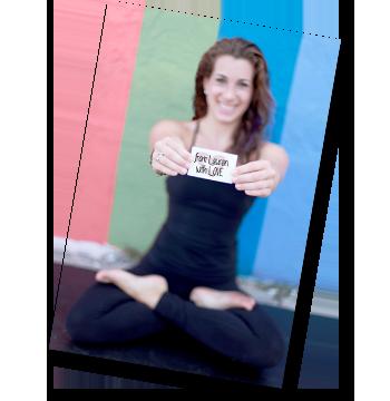 Lauren Rudick postcards of love