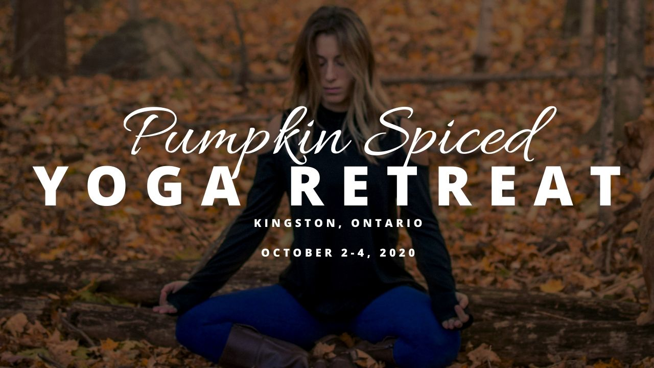 Pumpkin Spiced Yoga Retreat